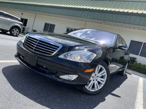 2009 Mercedes-Benz S-Class for sale at Fisher Motor Group LLC in Bradenton FL