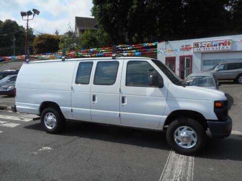 2012 Ford E-Series Cargo for sale at Ricciardi Auto Sales in Waterbury CT