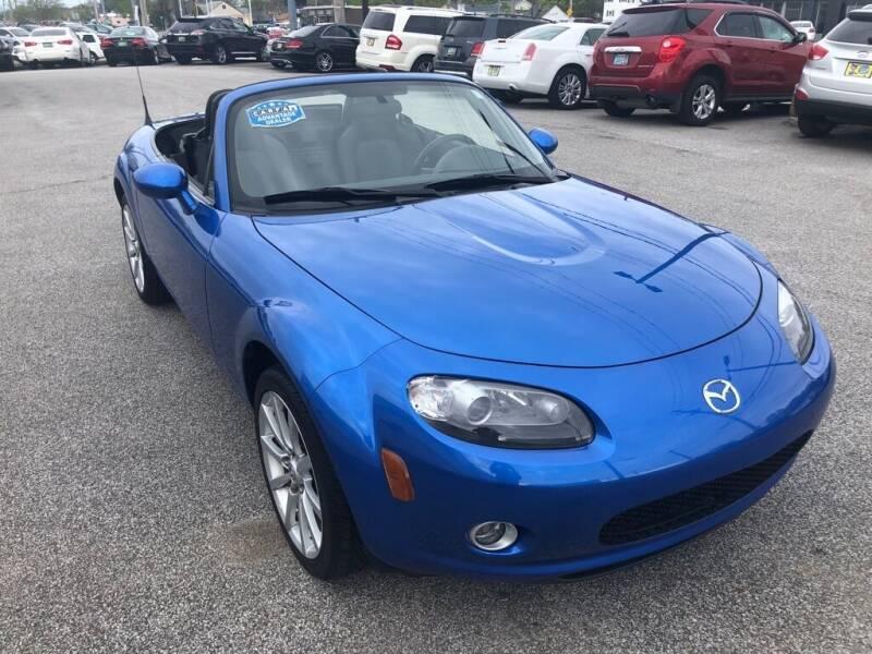 2006 Mazda MX-5 Miata for sale at MR Auto Sales Inc. in Eastlake OH