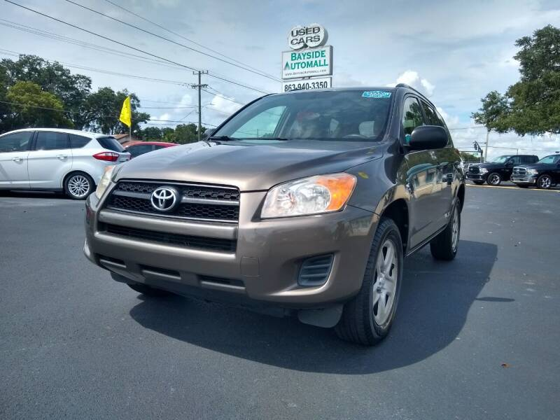 2011 Toyota RAV4 for sale at BAYSIDE AUTOMALL in Lakeland FL
