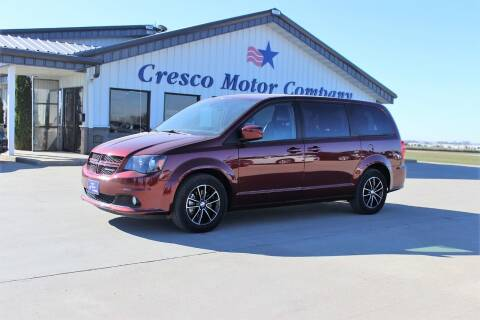 2019 Dodge Grand Caravan for sale at Cresco Motor Company in Cresco IA