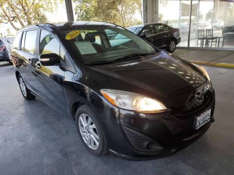 2014 Mazda MAZDA5 for sale at Sac River Auto in Davis CA