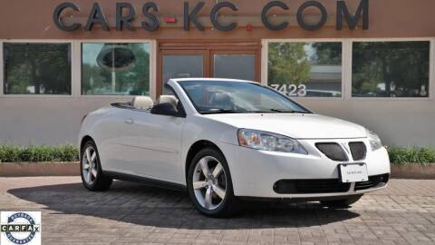 2006 Pontiac G6 for sale at Cars-KC LLC in Overland Park KS