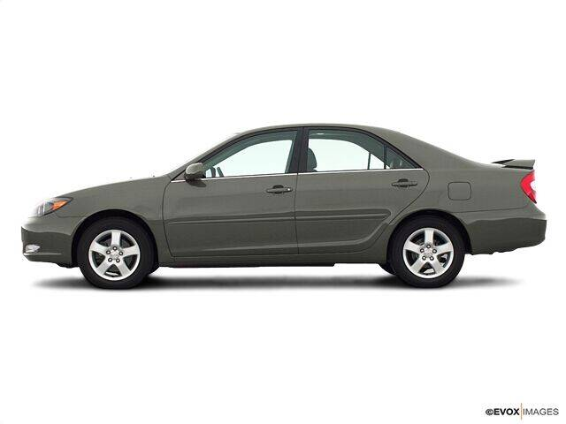 2003 Toyota Camry for sale at CHAPARRAL USED CARS in Piney Flats TN