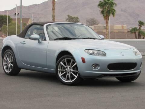 2008 Mazda MX-5 Miata for sale at Best Auto Buy in Las Vegas NV