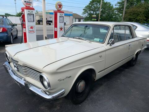 1964 Plymouth Valiant for sale at Waltz Sales LLC in Gap PA
