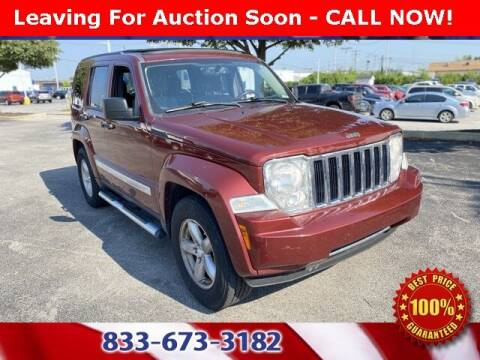 2009 Jeep Liberty for sale at Glenbrook Dodge Chrysler Jeep Ram and Fiat in Fort Wayne IN