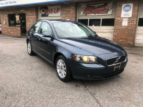 2006 Volvo S40 for sale at Bowie Motor Co in Bowie MD