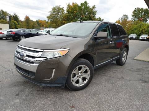 2011 Ford Edge for sale at Cruisin' Auto Sales in Madison IN
