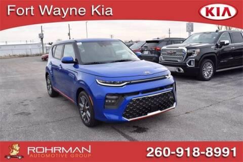 2021 Kia Soul for sale at BOB ROHRMAN FORT WAYNE TOYOTA in Fort Wayne IN