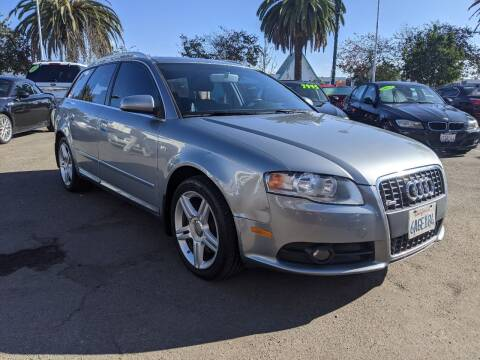 2008 Audi A4 for sale at Convoy Motors LLC in National City CA