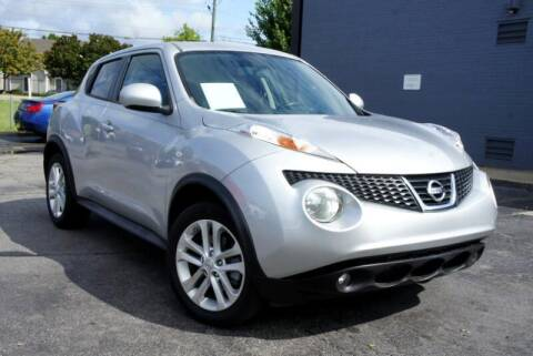 2014 Nissan JUKE for sale at CU Carfinders in Norcross GA