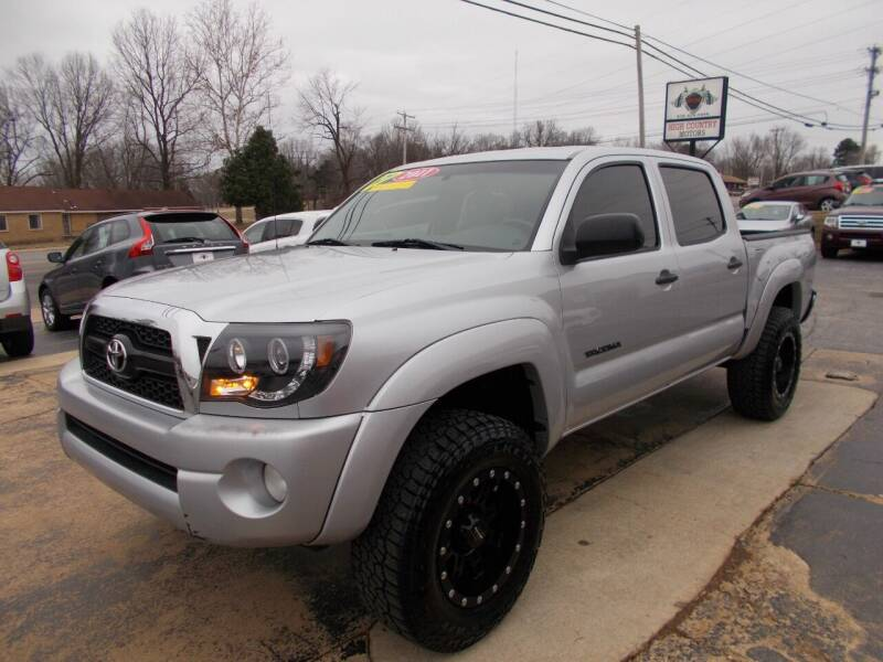 2011 Toyota Tacoma for sale at High Country Motors in Mountain Home AR