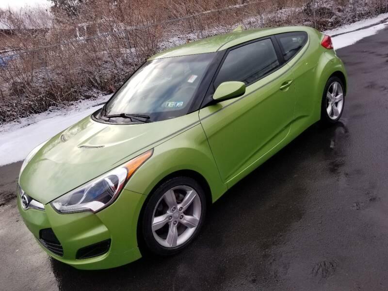 2012 Hyundai Veloster for sale at GMG AUTO SALES in Scranton PA