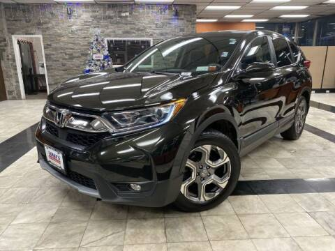 2017 Honda CR-V for sale at Sonias Auto Sales in Worcester MA