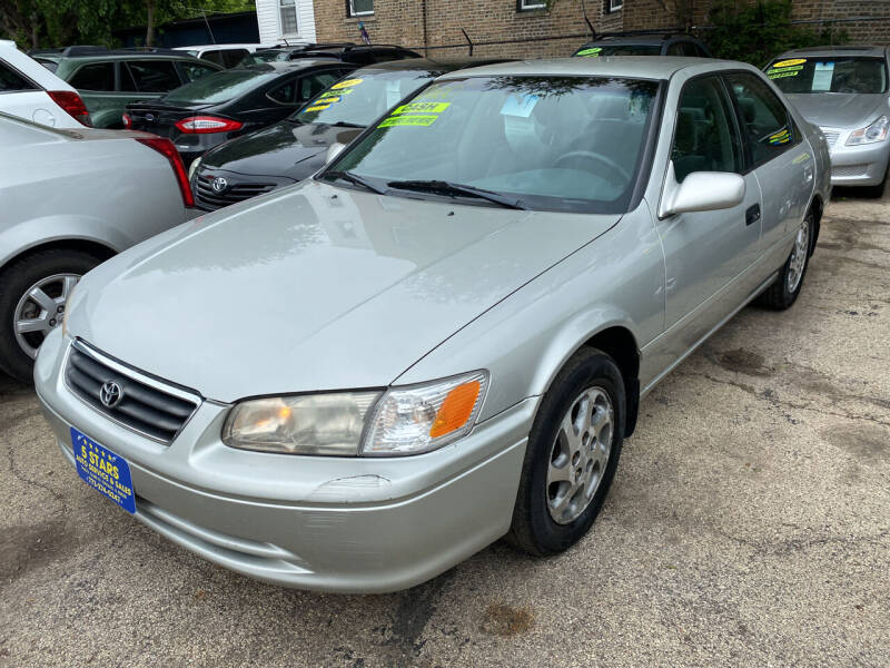 2000 Toyota Camry for sale at 5 Stars Auto Service and Sales in Chicago IL