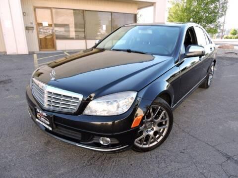 2008 Mercedes-Benz C-Class for sale at PK MOTORS GROUP in Las Vegas NV