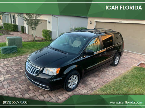 2013 Chrysler Town and Country for sale at ICar Florida in Lutz FL