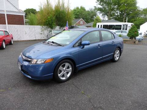 2008 Honda Civic for sale at FBN Auto Sales & Service in Highland Park NJ