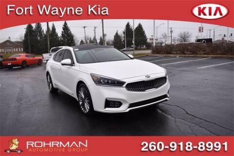 2017 Kia Cadenza for sale at BOB ROHRMAN FORT WAYNE TOYOTA in Fort Wayne IN