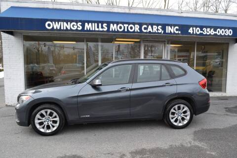 2014 BMW X1 for sale at Owings Mills Motor Cars in Owings Mills MD