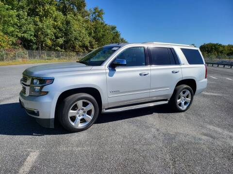 2015 Chevrolet Tahoe for sale at Smithfield Auto Center LLC in Smithfield NC