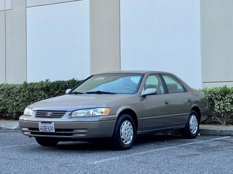1999 Toyota Camry for sale at Carfornia in San Jose CA