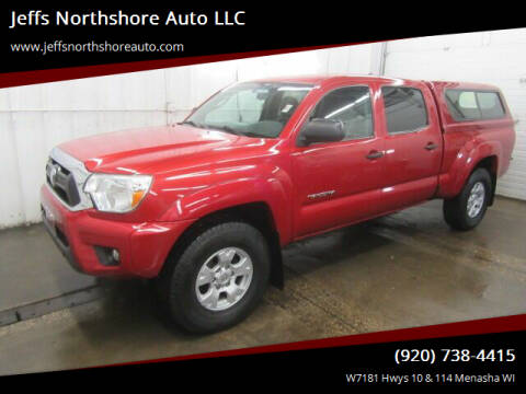 2015 Toyota Tacoma for sale at Jeffs Northshore Auto LLC in Menasha WI