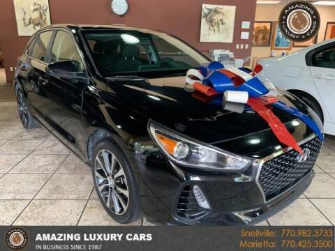 2018 Hyundai Elantra GT for sale at Amazing Luxury Cars in Snellville GA