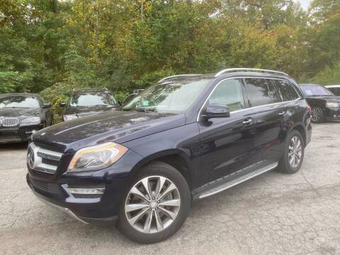 2013 Mercedes-Benz GL-Class for sale at Car Online in Roswell GA