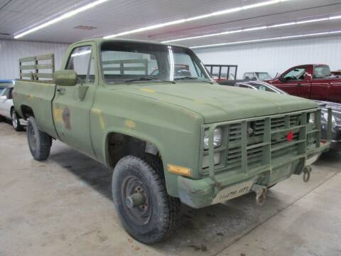 1984 Chevrolet D30 for sale at Midstate Sales in Foley MN