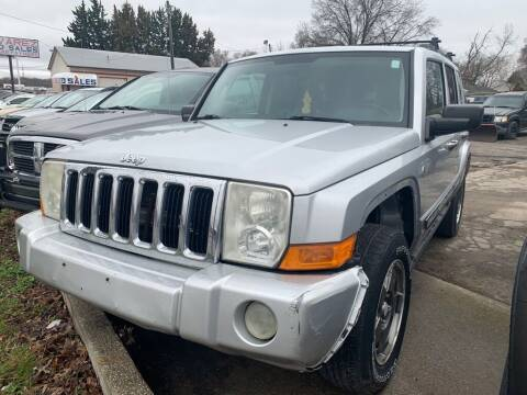 2006 Jeep Commander for sale at ALVAREZ AUTO SALES in Des Moines IA