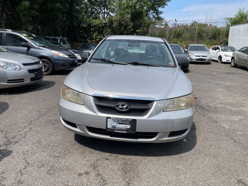 2006 Hyundai Sonata for sale at 77 Auto Mall in Newark NJ