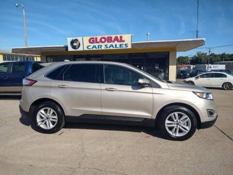 2018 Ford Edge for sale at Suzuki of Tulsa - Global car Sales in Tulsa OK