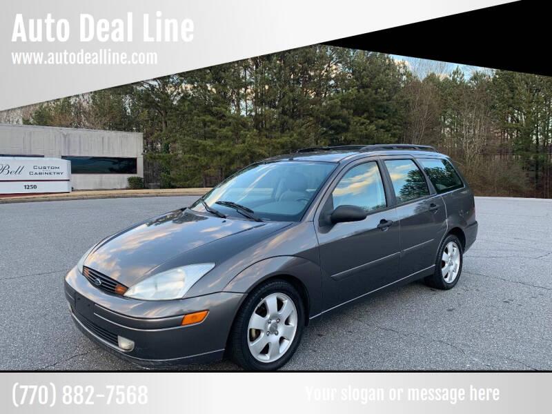 2002 Ford Focus for sale at Auto Deal Line in Alpharetta GA