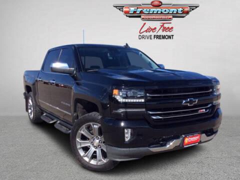 2018 Chevrolet Silverado 1500 for sale at Rocky Mountain Commercial Trucks in Casper WY