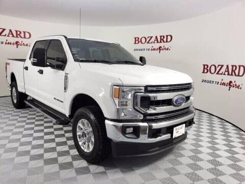 2020 Ford F-250 Super Duty for sale at BOZARD FORD in Saint Augustine FL