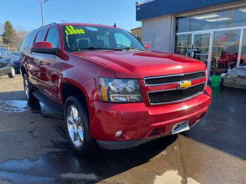 2013 Chevrolet Suburban for sale at Streff Auto Group in Milwaukee WI