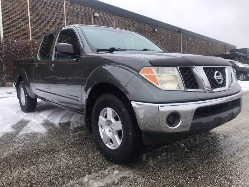 2007 Nissan Frontier for sale at Classic Motor Group in Cleveland OH