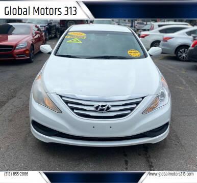 2014 Hyundai Sonata for sale at Global Motors 313 in Detroit MI