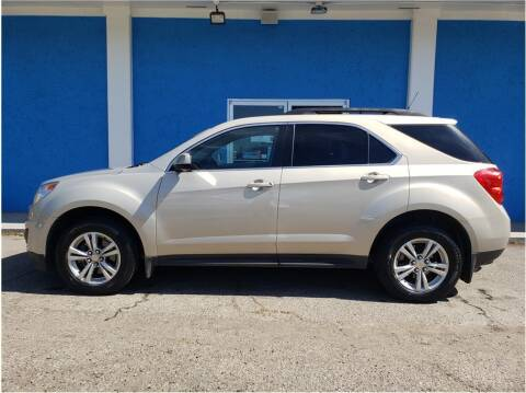 2011 Chevrolet Equinox for sale at Khodas Cars in Gilroy CA