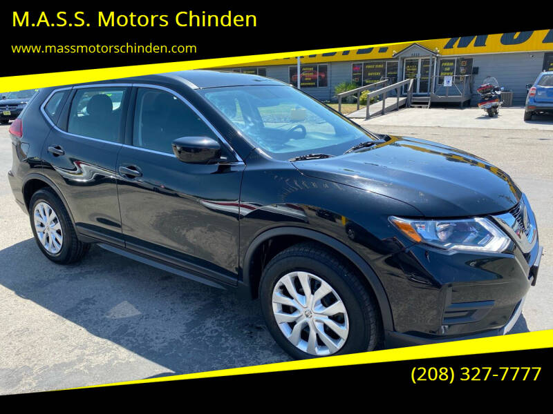 2018 Nissan Rogue for sale at M.A.S.S. Motors Chinden in Garden City ID