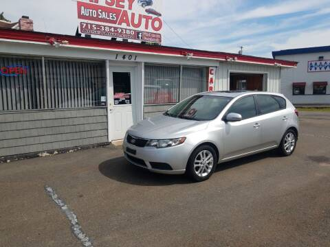 2011 Kia Forte5 for sale at Apsey Auto in Marshfield WI