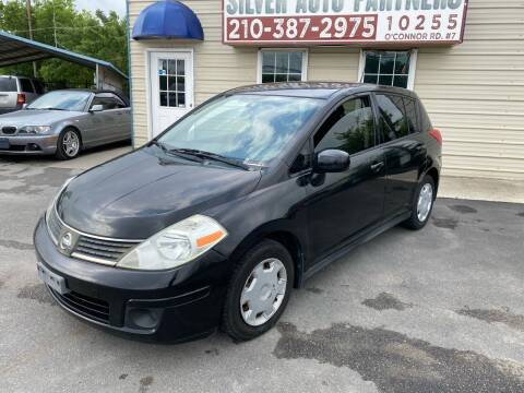 2008 Nissan Versa for sale at Silver Auto Partners in San Antonio TX