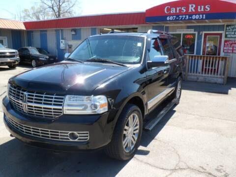2007 Lincoln Navigator for sale at Cars R Us in Binghamton NY
