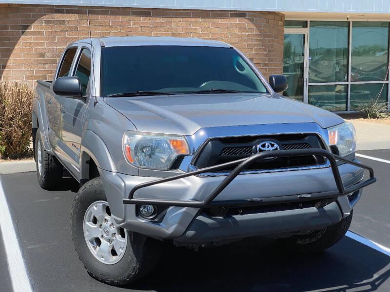 2014 Toyota Tacoma for sale at AKOI Motors in Tempe AZ