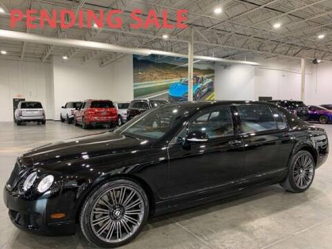 2011 Bentley Continental for sale at Godspeed Motors in Charlotte NC