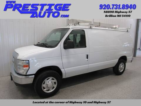 2013 Ford E-Series Cargo for sale at Prestige Auto Sales in Brillion WI