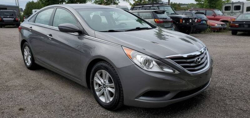 2011 Hyundai Sonata for sale at Village Car Company in Hinesburg VT