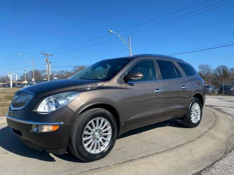 2010 Buick Enclave for sale at Xtreme Auto Mart LLC in Kansas City MO